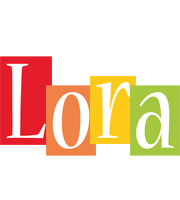 Lora colors logo