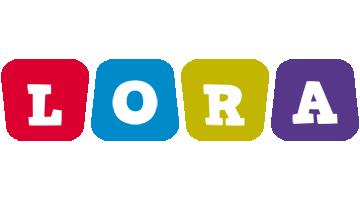 Lora daycare logo