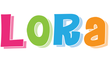 Lora friday logo