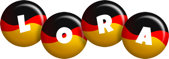 Lora german logo