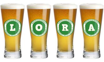Lora lager logo