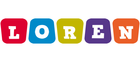 Loren kiddo logo