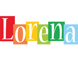 Lorena colors logo