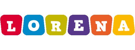 Lorena kiddo logo