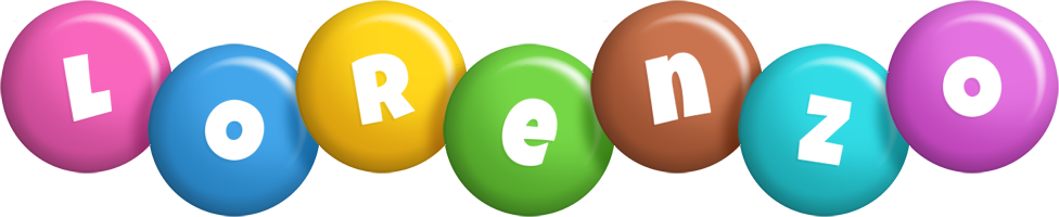 Lorenzo candy logo