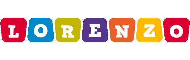 Lorenzo daycare logo