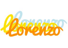 Lorenzo energy logo