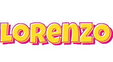 Lorenzo kaboom logo