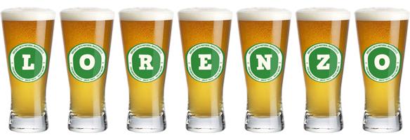 Lorenzo lager logo