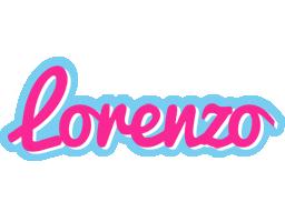 Lorenzo popstar logo