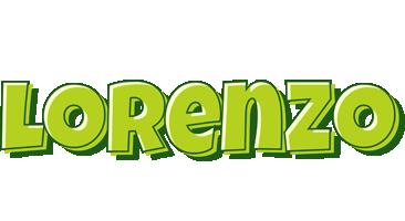 Lorenzo summer logo