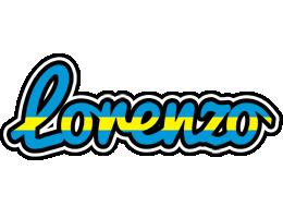 Lorenzo sweden logo