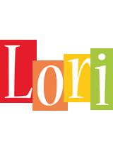 Lori colors logo