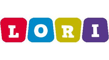 Lori kiddo logo