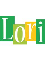 Lori lemonade logo