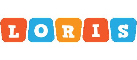 Loris comics logo