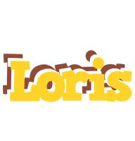 Loris hotcup logo