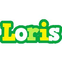 Loris soccer logo