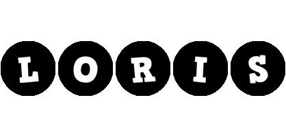 Loris tools logo