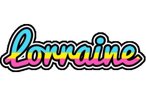 Lorraine circus logo