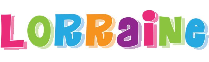 Lorraine friday logo