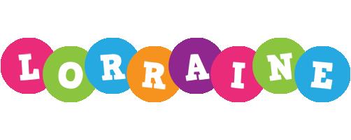 Lorraine friends logo