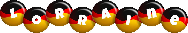 Lorraine german logo