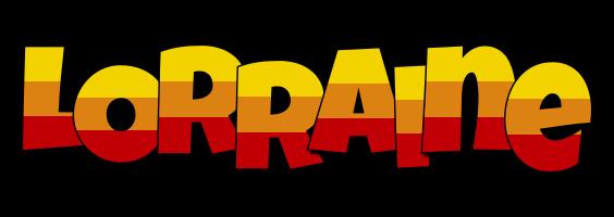 Lorraine jungle logo