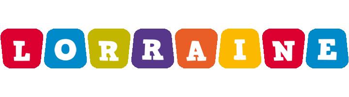 Lorraine kiddo logo