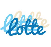 Lotte breeze logo