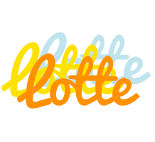 Lotte energy logo