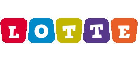 Lotte kiddo logo