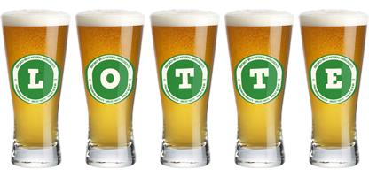 Lotte lager logo