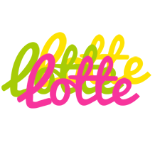Lotte sweets logo