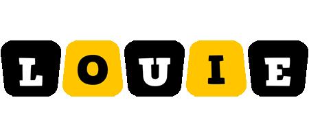 Louie boots logo