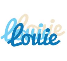 Louie breeze logo