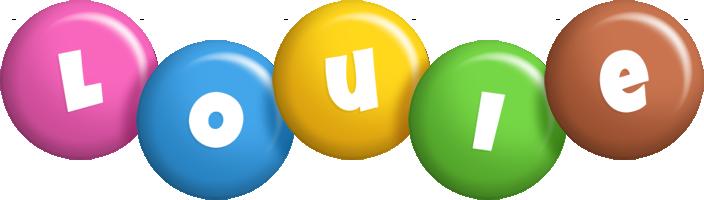 Louie candy logo