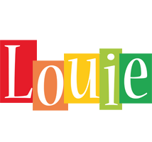 Louie colors logo