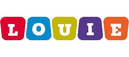 Louie daycare logo