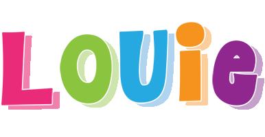 Louie friday logo