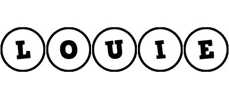 Louie handy logo