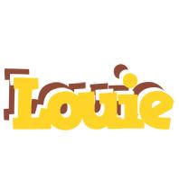 Louie hotcup logo