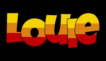 Louie jungle logo