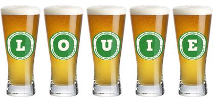 Louie lager logo