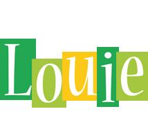 Louie lemonade logo