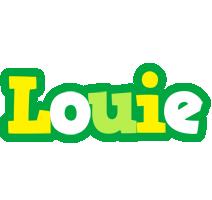Louie soccer logo