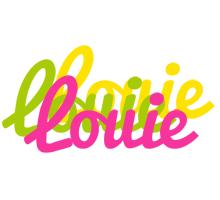 Louie sweets logo