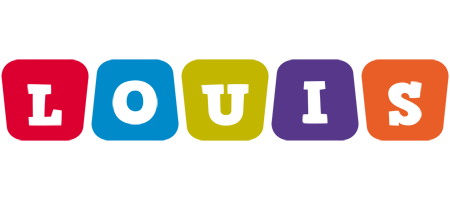 Louis daycare logo