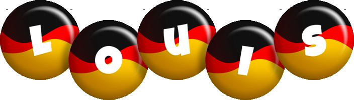 Louis german logo