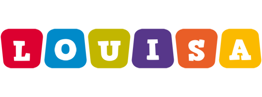 Louisa daycare logo